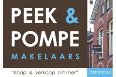 PEEK&POMPE MAKELAARS 'OOST' BLAUWKAPELSEWEG 13