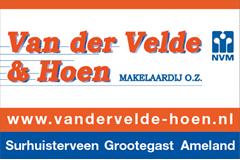 Van der Velde & Hoen makelaardij o.z.